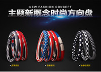 Wholesale High Quality Hot Selling Series Leather Fibre Cool Cloth Steering Wheel Covers Universal cm Anti skitting