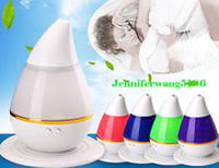 aromatherapy diffuser - New Hot Sale Mini Ultrasonic Humidifier USB Humidifier Car Aromatherapy Essential Oil Diffuser Atomizer Air Purifier Mist Maker Fogger
