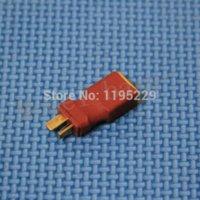battery convert - XT60 Female Connector Convert Deans T Style Male Plug for ESC Battery connector automotive plug point