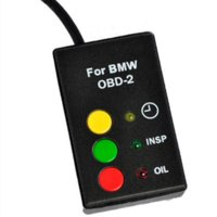 Wholesale Airbag Reset Inspection Oil Service Tool OBD Resetting Tool For BMW OBD2 OBDII Scanner tool tape