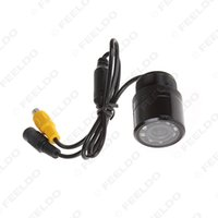 car front view camera - High quality of degree Car Rear Front View Color Night Vision IR Camera long life time
