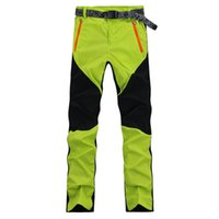 Wholesale Hot sale Summer outdoor camping hiking thin pants Windproof Combat trousers Breathable Quick drying