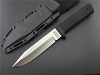 Wholesale 2016 High performance Cold Steel SRK SAN MAI VG Tactical Pocket Knife Survival Straight Knife EDC Outdoor Camping Tools