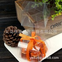 Wholesale PVC box of chocolate box box style candy boxes cm bread pastry section large number P13