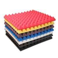 Wholesale Webetop Packs of quot quot quot Acoustic Pyramid Foam Soud Absorbing Cotton