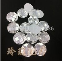 Wholesale 12mm sew on round net surface flat acrylic crystal silver strass diamond accessory gemstone for sewing dress bag