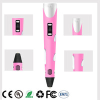 best mechanical pencils - 3D printing pen childrens pen write pen D colors pen machine pen kids best gift pen