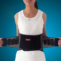 Wholesale High Elasticity Mesh Breathable With Health Care Emovable Steel Waist Support Back Support Brace Bodybuilding Belts