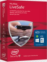 antivirus computer protection - Very Good McAfee Livesafe Protection year years Unlimited Protection For Computer PC SmartPhone