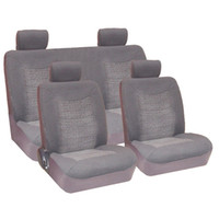 Wholesale Anti Fade Car Seat Covers for Jeep Original Material D Embossed Anti Dirt Universal Size Car Accessories for BMW