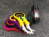 La más nueva Vaper Twizer V8 Ecig Pinza del vapor Pinzas de cerámica de la herramienta de DIY Manija Pinzas del vapor Vape Twizer para RDA RTA RBA RDTA Atomizer