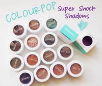 Wholesale New Hot Colourpop Eyeshadow Palette Single Powder Eye Shadow colors Makeup Eyeshadow Durable Waterproof eyeshadow