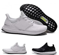 athletic free - Ultra Boost All White Black Womens Men s Athletic Shoes Mens Sports Running Shoes