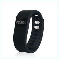 Wholesale Retail TW64 sports bluetooth smart wristband pedometer health band smart bluetooth bracelet TW64 watch V5 with vibration sdk