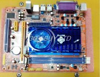 atom platform - Soyo motherboard SY P5D3 L fully integrated motherboard second generation atom ATOM dual core platform four threads