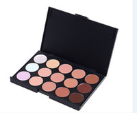 best selling makeup brand - 2016 Best Selling U Brand different colors Professional Color Camouflage Facial Concealer Palettes Neutral Makeup Cosmetic