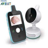 Wholesale Original avent baby digital video monitor baby monitor wireless sound and video baby monitor with camera baby secure monitor