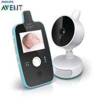 Acheter Caméras sécurisées-vidéo numérique moniteur d'origine bébé avent, moniteur pour bébé sans fil, son et vidéo bébé moniteur avec caméra, moniteur pour bébé sécurisé