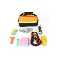 Wholesale KEEPING Safety Assistance Tool Vehicles Emergency Kit with Carry Bag