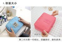 Wholesale Waterproof Make Up Organizer Bag Women Cosmetic Bag Travel Bag