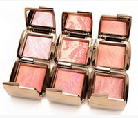 Wholesale HOT Makeup HOURGLASS Ambient Lighting Blush face powder Natural Blusher Palette Long lasting Cosmetic Blushes g DHL