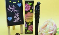 Cheap 2016 palace style SOO HYUN rose secret fan slim thick waterproof mascara Makeup3d curling is not blooming Fiber curling mascara 48Free Ship