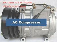 Wholesale auto ac compressor PA15C John Deere