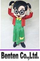 apparel la - MALL362 LA Chilindrina Mascot El Chavo Del Costume Custom Costumes Anime Kits Mascotte Theme Fancy Dress Carnival Party Walking Apparel