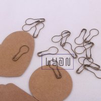 Wholesale Silver Black Bronze Steel Safety Pins Cooper DIY Tag Accessory mm Cloth Pin