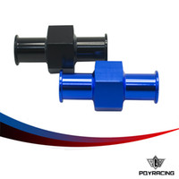 Wholesale PQY RACING FUEL NITROUS PRESSURE GAUGE T UNIVERSAL ADAPTER quot HOSE WITH quot NPT TEE PORT PQY SL4050
