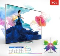 Wholesale TCL inch LCD TV UHD ultra clear K TV ten core Android intelligent LED LCD TV WeChat Internet popular products