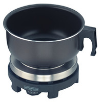 Wholesale German import purchasing L Portable travel electric cooker pot bag V V W cm Electric Stove