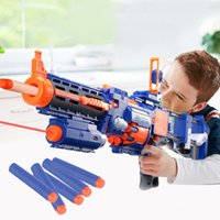 Wholesale 10 cm Soft Refill Darts for Nerf N strike Elite Series Blaster Toy Gun