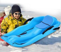 Wholesale 2016winter Mountain Kids Adults Snowboarding Skiing Board Snow Grass Sand Skating Board with cm cm cm with Brake and Tie