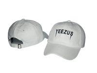 baseball headgear - 2016 hot Yeezus Caps baseball hats NHL snapback headgear Chapeau adjustable hats high quality snapback caps factory price ball caps