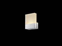 acrylic sconce - Metal With Acrylic Wall Light Living Sitting Room Foyer Bedroom Bathroom Lighting LED Wall Sconce Square LED Balcony Aisle Wall Lamp