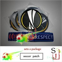 Wholesale new european League PATCH soccer patch soccer Badges