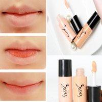 Wholesale Concealer Liquid Lip Primer Moisturizer Oil Control Sun Block Antibacterial And Anti Inflammatory Sensitive Water Resistant All Skin Types