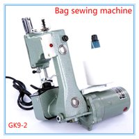 Wholesale 220V Portable Electric Sewing Sealer Automatic Bag Packaging Machine Closer Sack for Poly Snakeskin Bag GK9