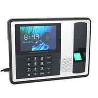 big attendance - HD Big Screen Fast Entry Fingerprint Biometric Attendance Terminal Machine F6113A