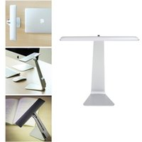 Wholesale Ultrathin Chargable Foldable Reading Table Lamp LM LED Mode Dimming Eye protection Soft Light Bedside Lamp