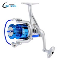 Wholesale New BB Pesca Ball Bearings Left Right Collapsible Handle Carp Fishing Spinning Reel ST4000
