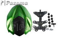 Wholesale PAZOMA Green supermoto motorcycle RFP Rear Seat Cover GP SBK For Kawasaki Z800 Championship