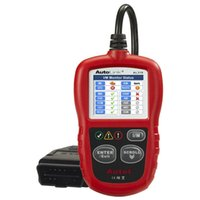 al display - generic Auto Diagnostic Scan Autel AutoLink AL319 OBD II amp EOBD Code Reader with TFT color display AL Car Diagnostic Tool