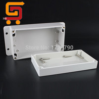 Wholesale mm Waterproof Plastic Electronic Project Box w Fix Hanger Plastic Waterproof Enclosure Box Housing Meter Box