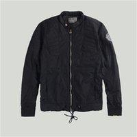 authentic bomber jacket - Fall New Arrival Mens Fashion Brand Authentic Original DUCATI Motorcycle Motor Biker devil sport blazer bomber Jacket Plus Size M XXL