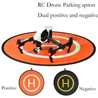 Wholesale Fast fold landing pad helipad protective RC Drone gimbal Quadcopter Helicopter part for DJI phantom inspire Accessories