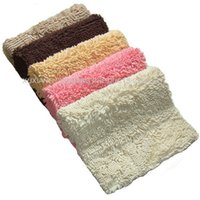 absolute custom - x24 quot Microfiber Chenille Bath Mat Step onto absolute luxury Superabsorbent rug soaks up to X its weight Anti skid Backing