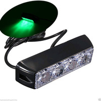 led strobe - 1X LED Car Strobe Flash Lights fd501