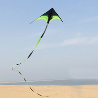 Wholesale High Quality Huge Delta Kite Prairie Snake Kites Toys with m Tails Flying Outdoor Flying hcxkite Rod Ripstop
